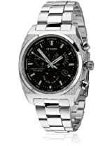 Citizen Eco-Drive Analog Black Dial Men's Watch - BL8130-59E