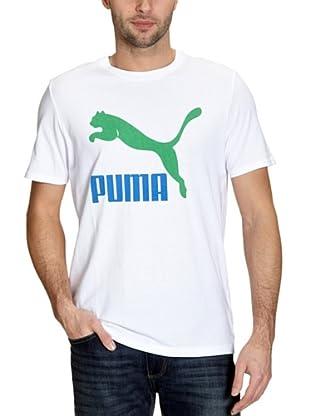 Puma T-Shirt Vintage (white/28)