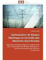 Optimisation de Reseau Electrique Et Controle Des Machines Asynchrones (Omn.Univ.Europ.)