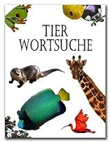 Tier Wortsuche (German Edition)