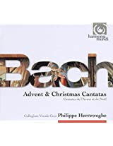 Bach: Advent and Christmas Cantatas (Collegium Vocale/Herreweghe)