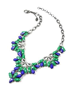 Amrita Singh Collar Rachel Azul / Verde