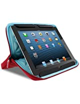 rooCASE XTREME Super Foam (Red) Sleeve Cover for Apple iPad 4 / Asus Transformer TF700T TF300T TF201 TF200 / GALAXY Tab 2 10.1 / GALAXY Note 10.1 / Google Nexus 10 - Support Landscape Display