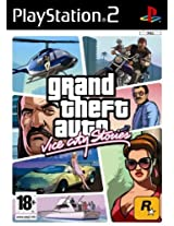 Grand Theft Auto GTA Vice City Stories (PS2)