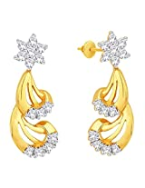 Aishwarya Diamond Earring DDE02028 from D'Damas