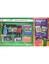Leap Frog Leap Tv Educational Gaming System Including 2 Best Selling Leap Tv Cartridge Games