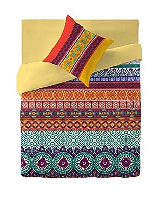 COSTURA Bettdecke und Kissenbezug Bogona