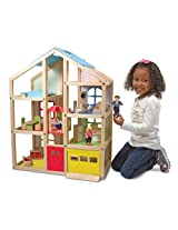 Hi-Rise Dollhouse: Dollhouses & Sets