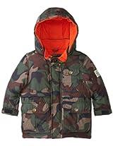 Osh Kosh Baby Boys' Heavyweight Camo Jacket