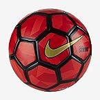 Nike Duro Strike Football (Red/Black)-Size 5
