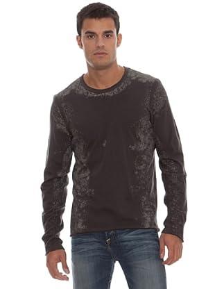 Guess Camiseta de Hombre (gris)