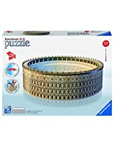 Ravensburger 3D Puzzles Colosseum Rome, Multi Color (216 Pieces)