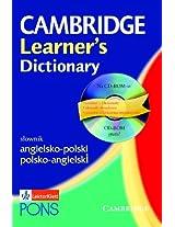 Cambridge Learner's Dictionary English-Polish: Angielsko-Polski