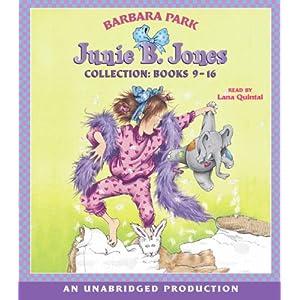 【クリックでお店のこの商品のページへ】Junie B. Jones Collection: Books 9-16: Barbara Park, Lana Quintal: 洋書