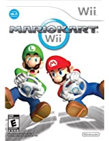 Mario Kart - Only Software (Nintendo Wii) (NTSC)