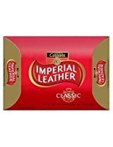 IMPERIAL LEATHER SOAP 125 GM*6 PCS SET CLASSIC PACK OF 6