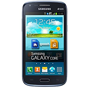 Samsung Galaxy Core (Metallic Blue)