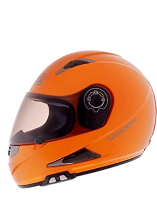 NZI Casco Integral Ctra Gran Turismo Vitesse Phmna (Naranja)