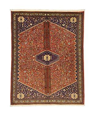L'Eden del Tappeto Teppich Abadeh rot/blau 200t x t155 cm
