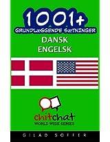 1001+ grundlæggende sætninger dansk - engelsk