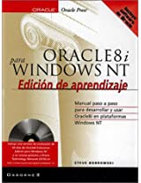 Oracle8I Windows Nt Edicion
