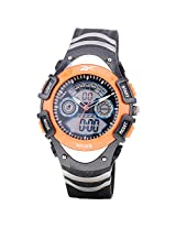 Reebok BASE DIGI Orange Sportswatch l18016