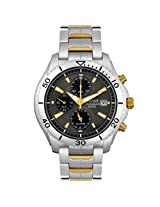 Pulsar Men's PF3485 Two-Tone Chronograph Watch