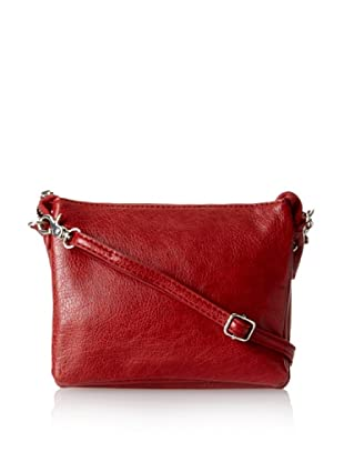 co-lab by Christopher Kon Women's Fiona Cross-Body, Red