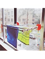 Pindia Strong Chuck Drying Rack With Side Hooks