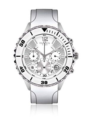 K&BROS Reloj 9174 (Blanco)