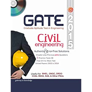 GATE Guide Civil Engineering 2015