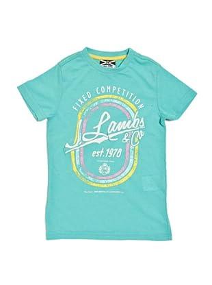 Camiseta Competition Lafayette (Agua)