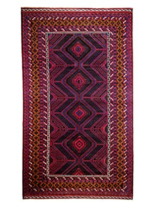 Tribal Collection Oriental Rug, Red, 7' 10
