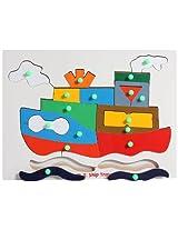 Little Genius - Ship Wooden Puzzle
