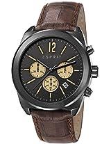 Esprit SS14 Analog Watch - For Men Brown-ES107571003