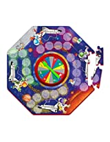 The Learning Journey Explore & Learn Rhyming Universe Floor Puzzle