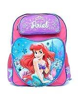 Backpack - Disney - Little Mermaid Large School Bag New 651640