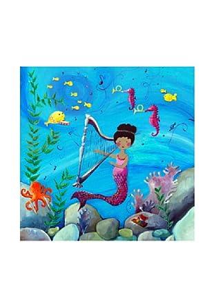 "Cici Art Factory Mermaid, 16""x 16"""