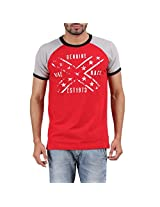 Mens Genuine Bike Race Graphic Tee