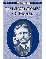 Best Short Stories (Dover Large Print Classics)