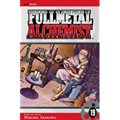 Fullmetal Alchemist, Vol. 19 (Fullmetal Alchemist (Graphic Novels))