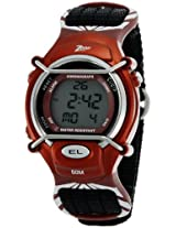 Titan Zoop Digital Grey Dial Children's Watch - C3001PV03