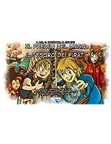 Il Premio del Mago & Il Tesoro dei Pirati: Schizzi, animazioni e studi dedicati alle avventure interattive di Gerry Gaston (Giardino degli Amici Vol. 2) (Italian Edition)