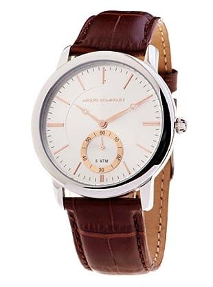 Adolfo Dominguez Watches 52011 - Reloj de Caballero cuarzo correa piel Marrón