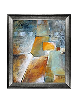 Clive Watts An Abstract Painting II Framed Print On Canvas, Multi, 29