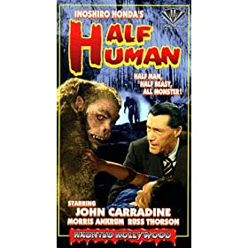 Half Human [VHS] [Import]