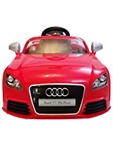 Like Toys Audi Ride on Car (Red)