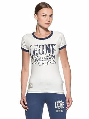 Leone 1947 Camiseta M/C (Blanco)