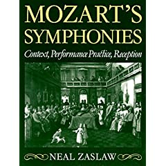 Mozart's Symphonies: Context, Performance Practice, ReceptionのAmazonの商品頁を開く