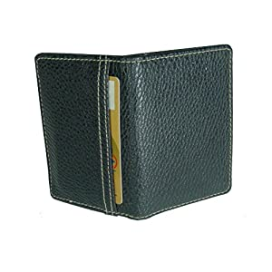 Essart Card Holder Black
